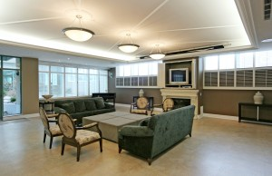 Forest Vista Party Room