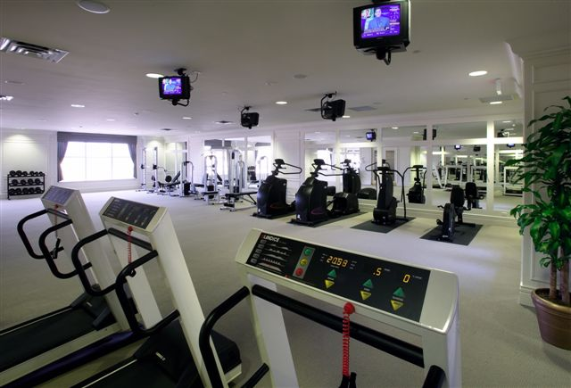 Skymark Workout Room