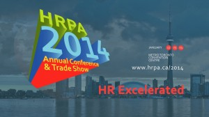 HRPA 2014 Conference