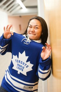 Check out a Leaf Game when on your Extended Stay in Toronto!