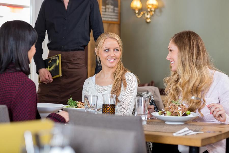 Top 10 Restaurants in Toronto