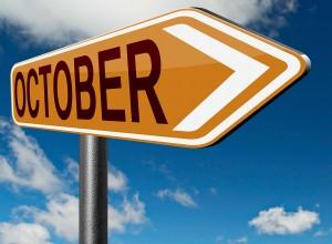 October Events in Toronto
