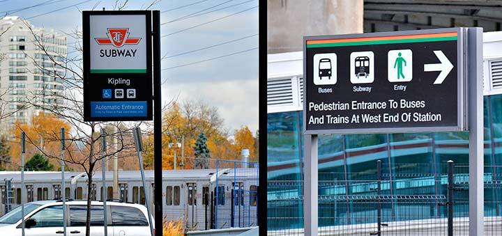 Toronto Public Transport
