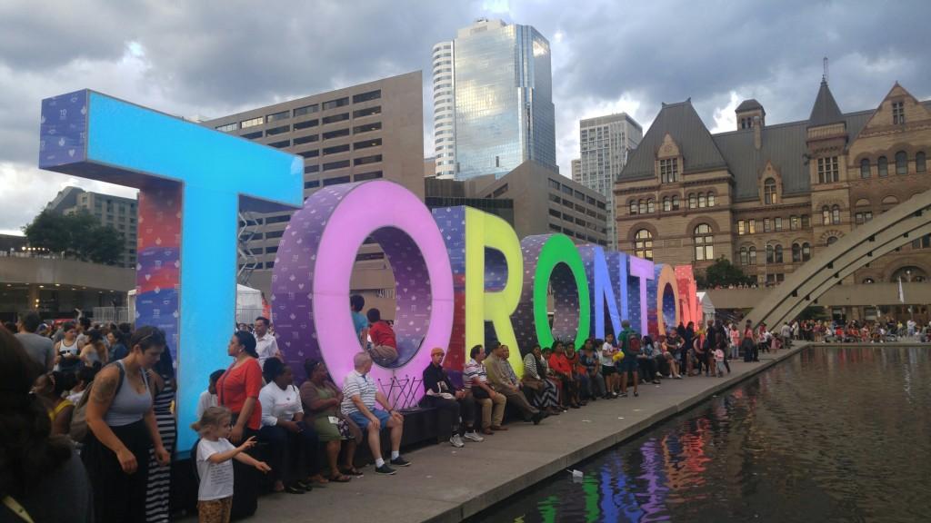 Toronto bloggers