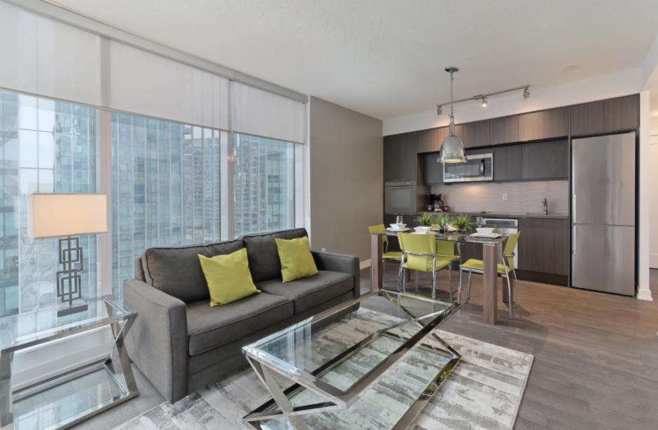 temporary housing Toronto